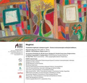 Budapest együtt -Tárt Kapu Galéria - meghívó(1)